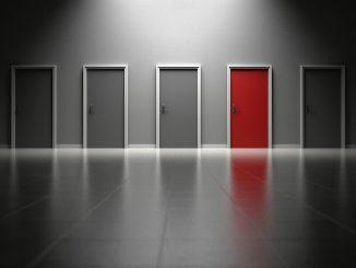 Types de porte d'entrée pour maison ou appartement